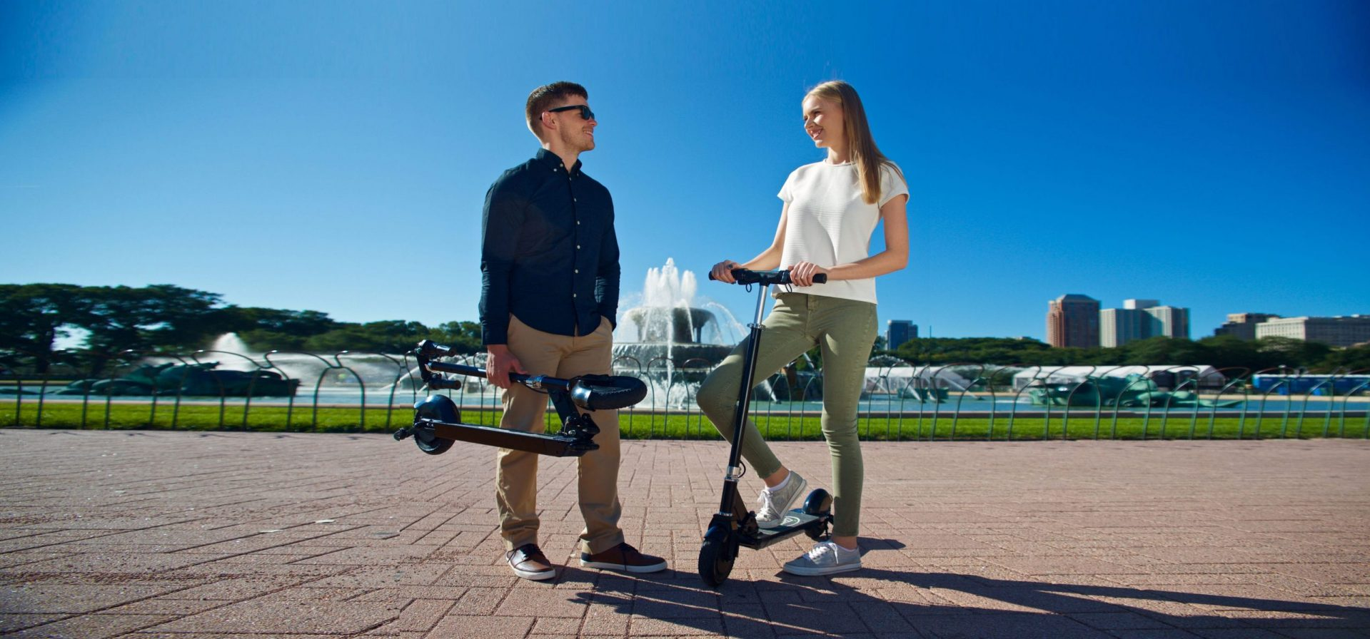 Glion Dolly Electric Scooter Review 2020