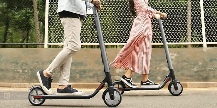 Ninebot/Segway ES1 and 'ES3' Electric Scooter Review 2019
