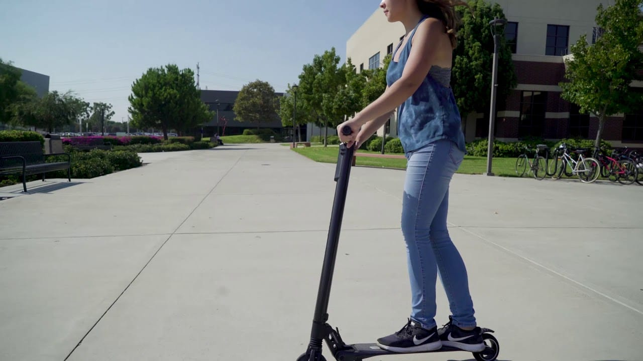 Swagtron Swagger Electric Scooter Review 2021