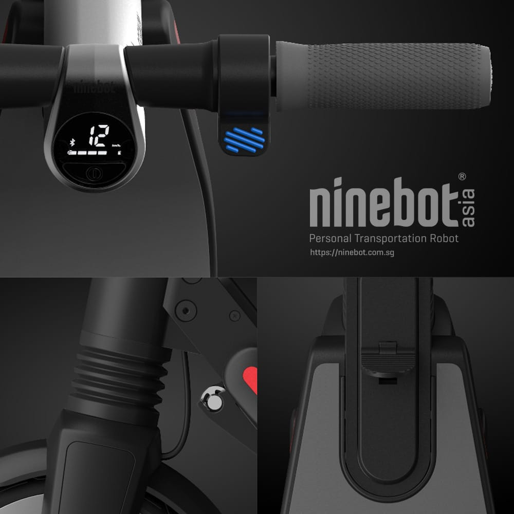 Ninebot/Segway ES2 and 'ES4' Electric Scooter Review 2019