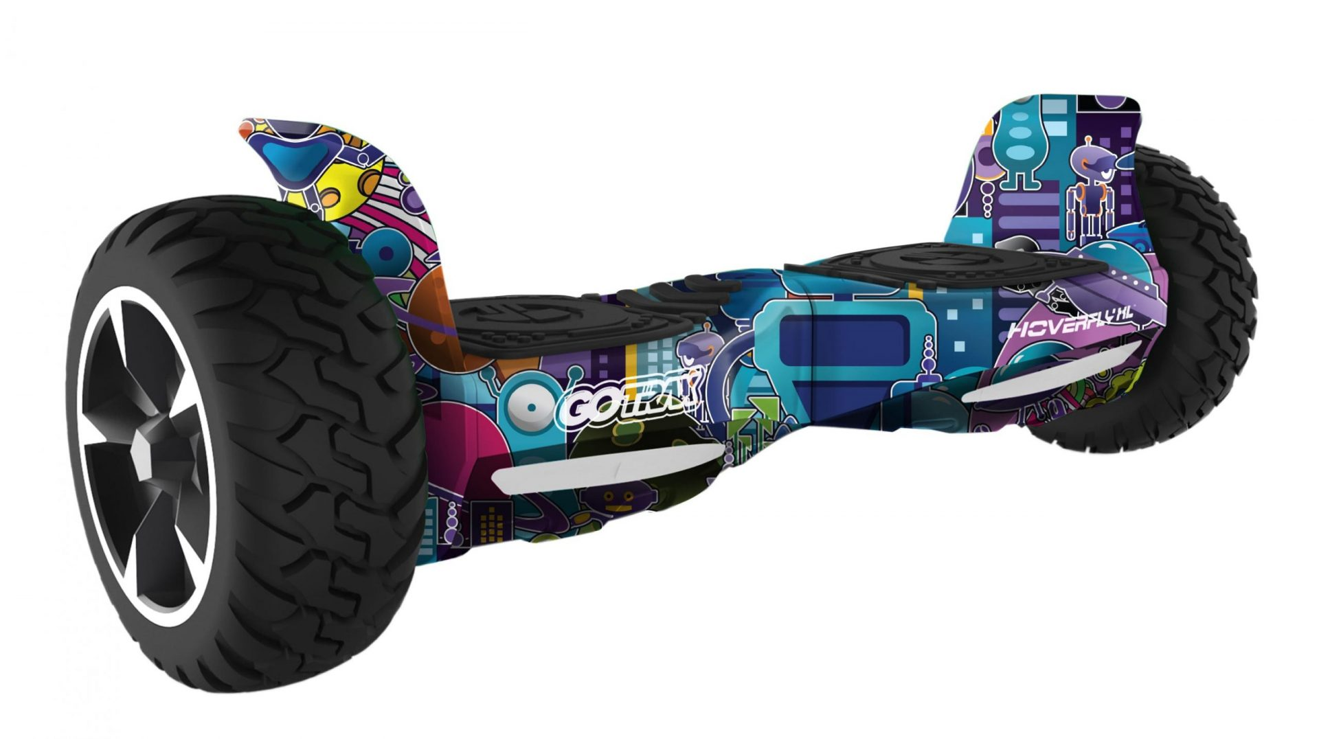 Gotrax Hoverfly XL Hoverboard Review 2020