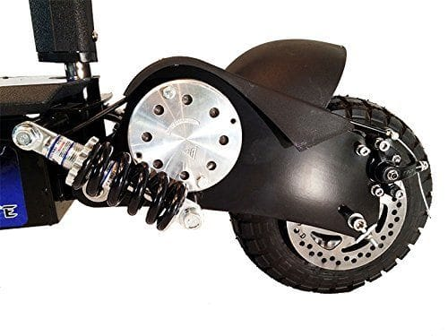 Super Turbo 1000 Elite suspension