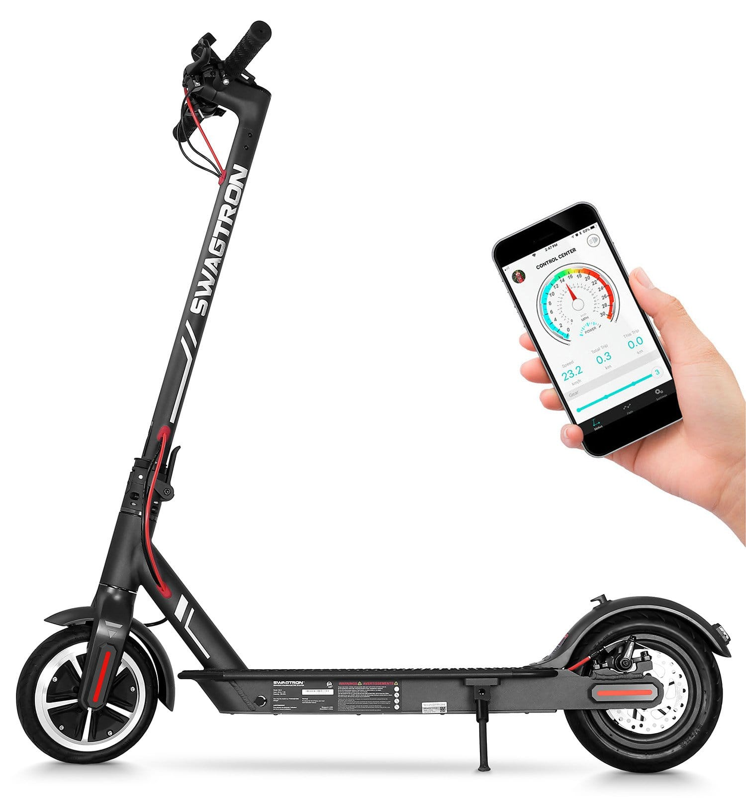 Swagtron Swagger 5 Electric Scooter Review 2021