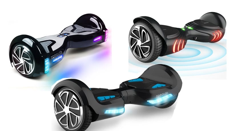 Tomoloo Hoverboard Review 2020 Comparison