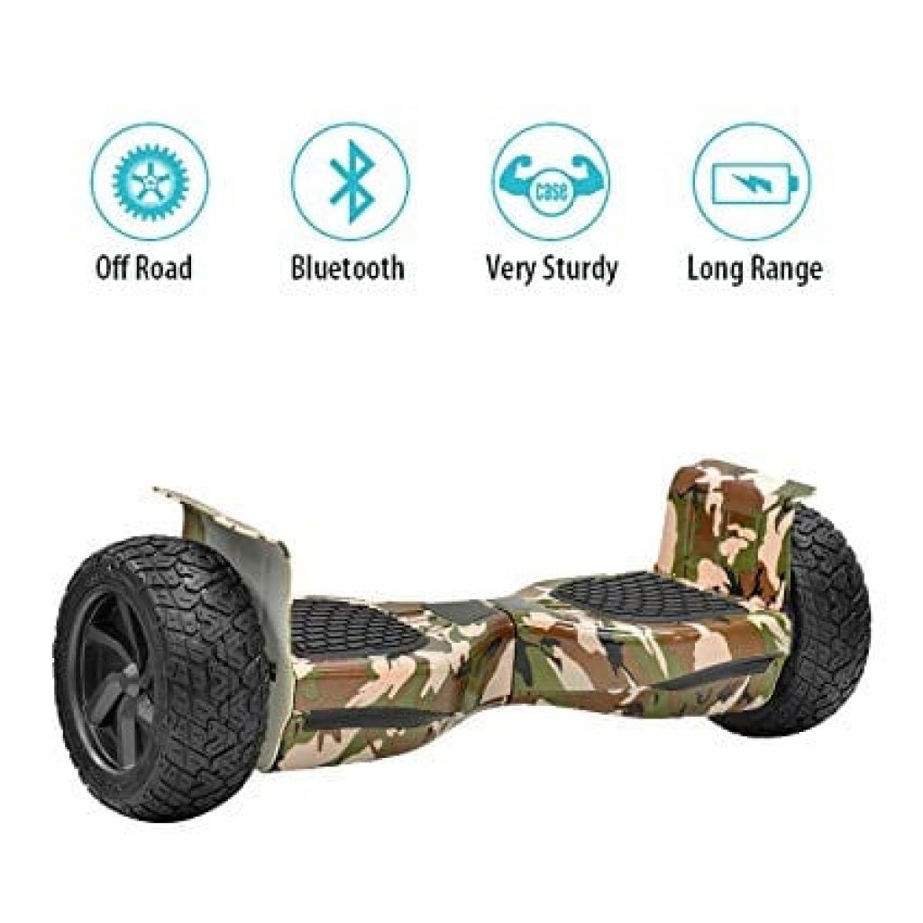 NHT Hoverboard - All Terrain Rugged hoverboard black friday