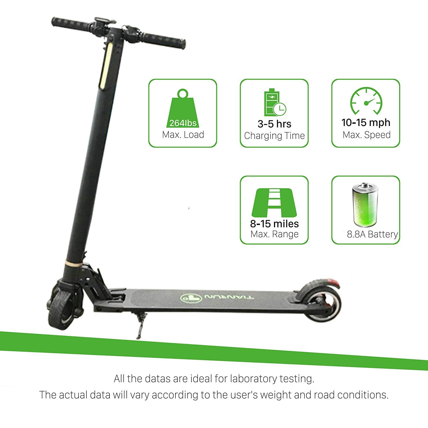 TianRun electric scooter black friday 2018