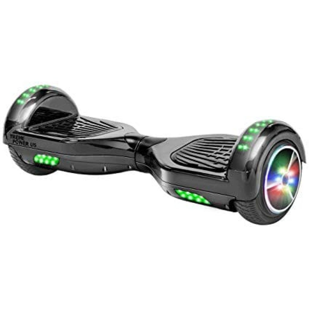 XtremepowerUS Self Balancing Hoverboard black friday