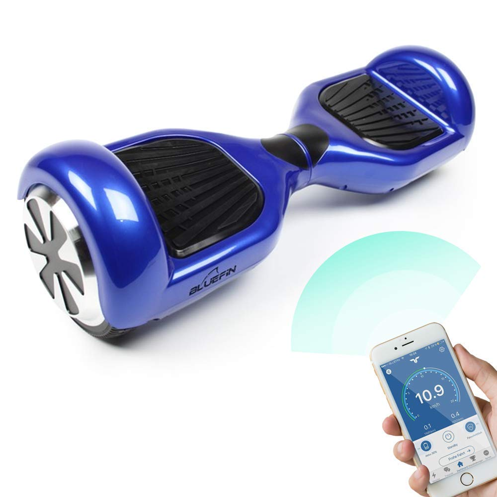 """Bluefin 6.5"""" Hoverboard / Segway Board Review 2020"""