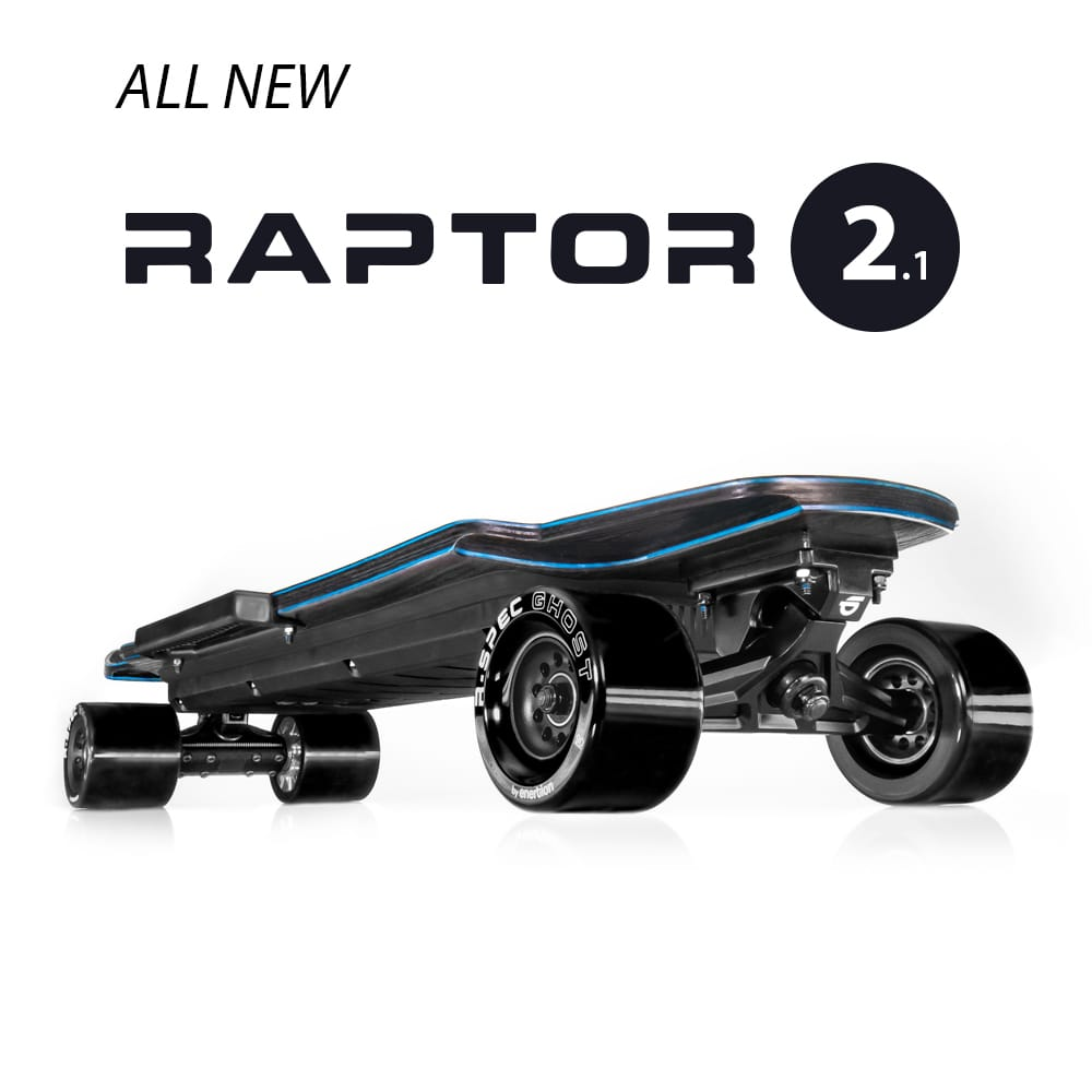 Enertion Raptor 2 review