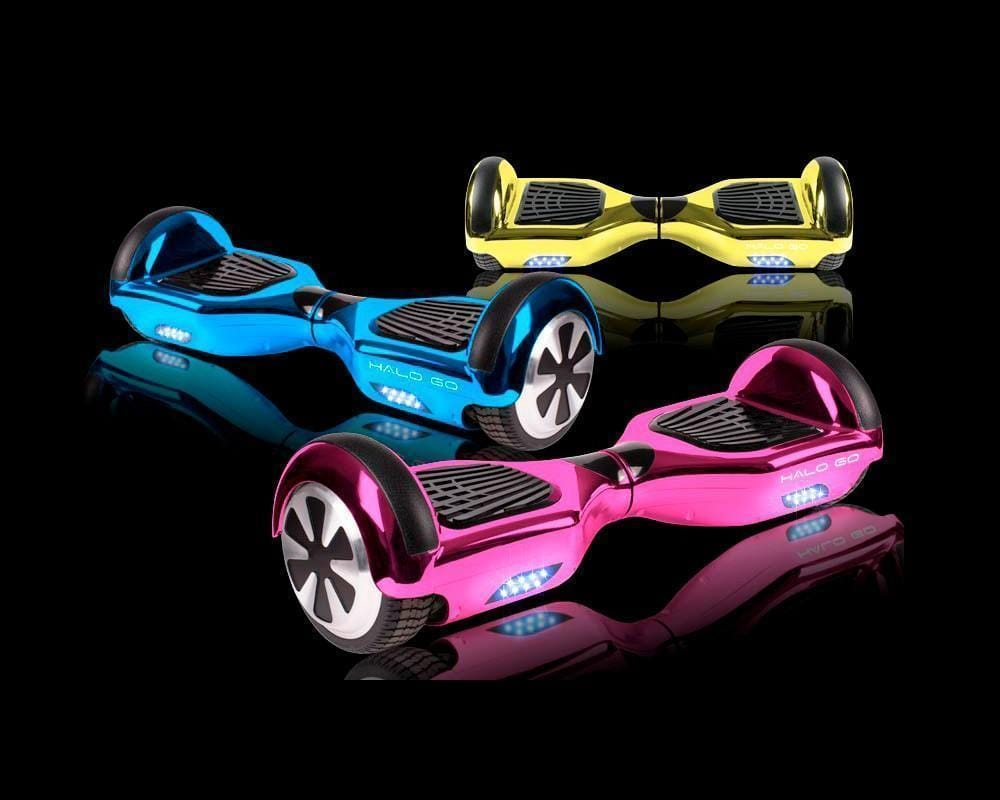 Halo Go 2 Hoverboard Review 2021