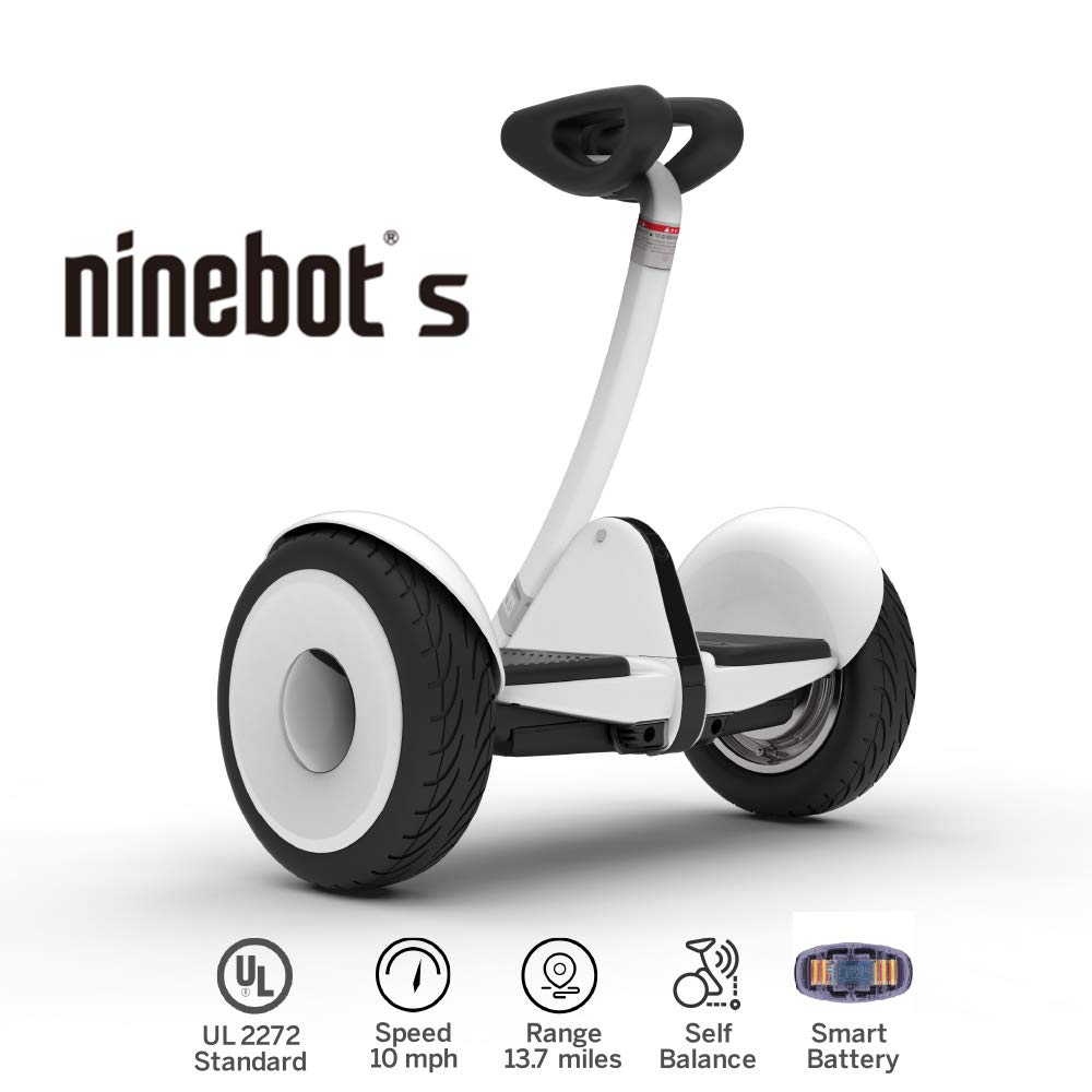 Segway Ninebot S Review 2019 / Review & Analysis - Electric