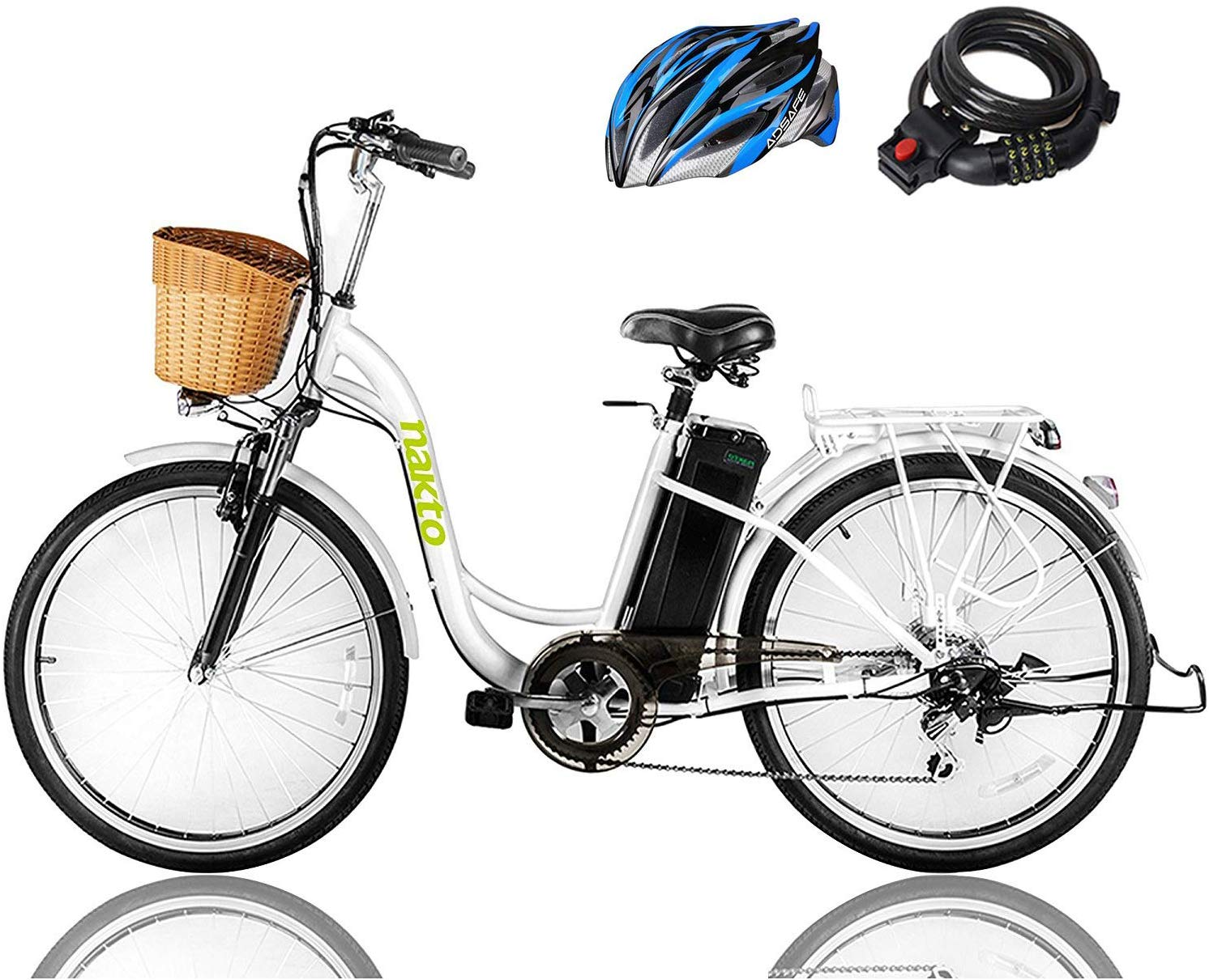 Nakto Electric Bike Black Friday Cyber Monday 2019
