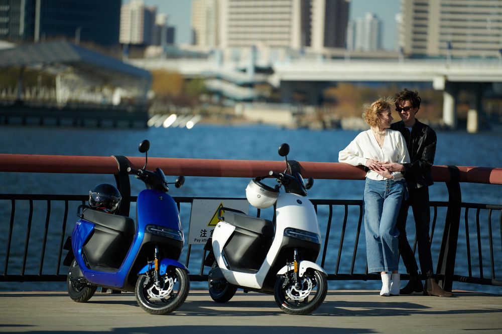 Segway Ninebot Electric Scooter Lifestyle