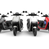 Segway Ninebot eScooter colours