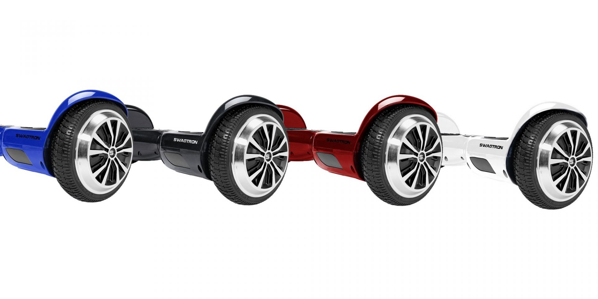 Swagboard Hoverboard Colours