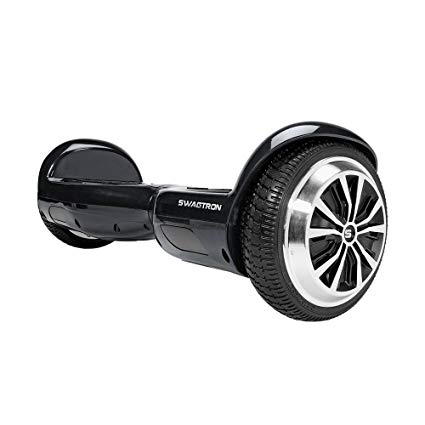 Swagtron Swagboard Pro T1 Hoverboard Black
