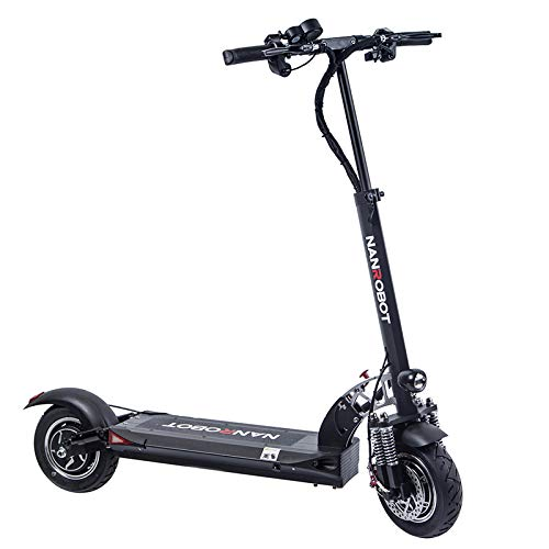 Nanrobot D5+ Electric Scooter Side