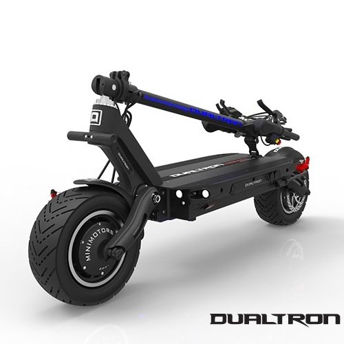 Dualtron thunder best scooter for climbing hills