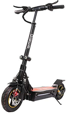 QIEWA Q1Hummer best electric scooter for hill climbing 2021