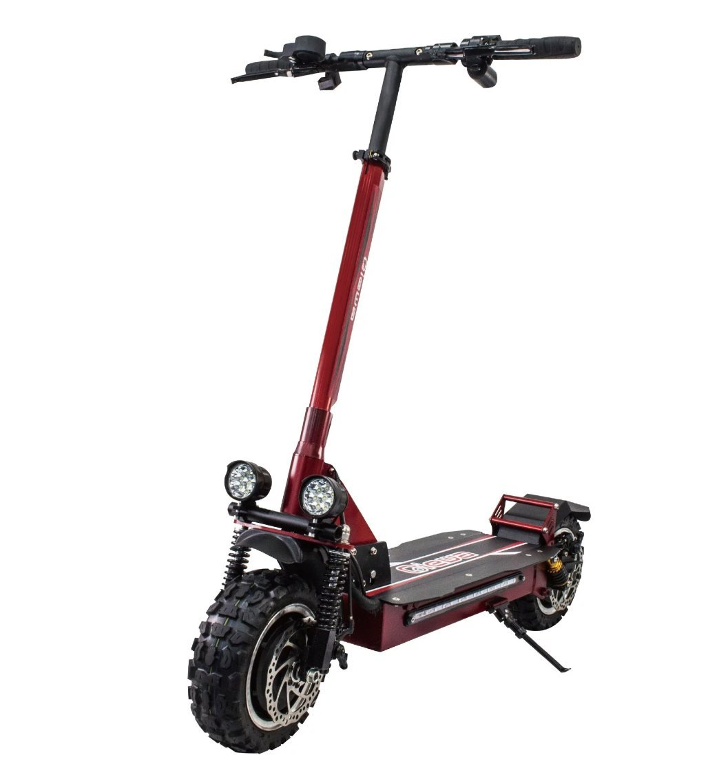 Qiewa QPower fastest offroad electric scooter