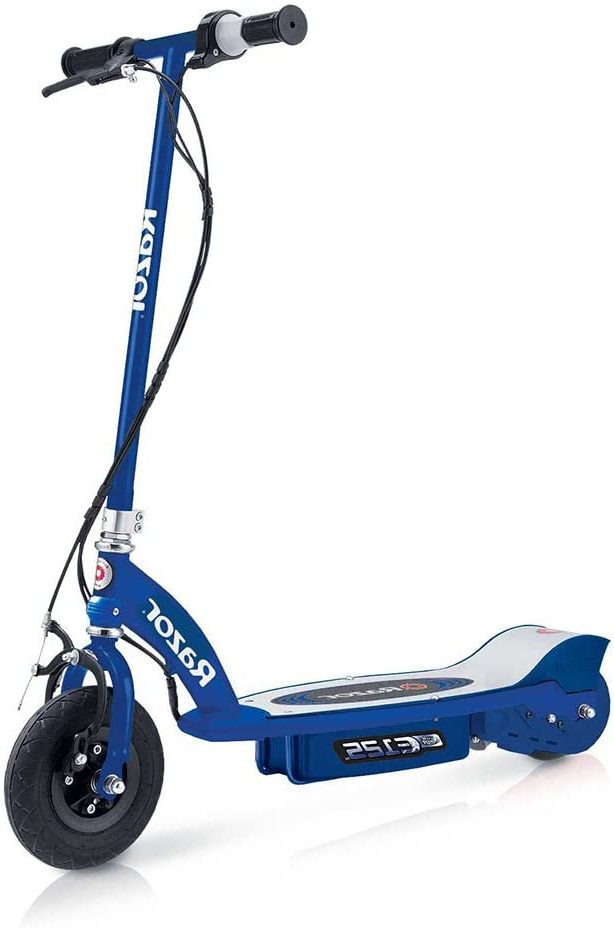 Razor E125 cheap electric kids scooter