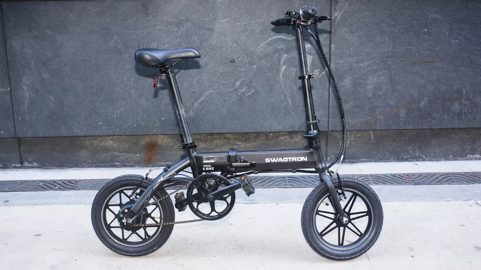 Swagtron EB-5 Review 2020 commuter ebike