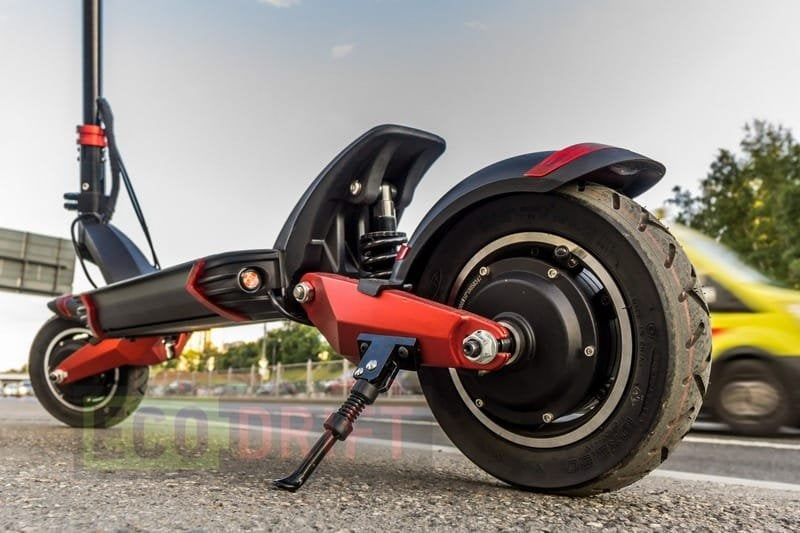 Turbowheel lightning fastest charging electric scooter