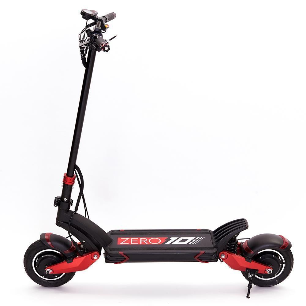 zero 10X high performance scooter