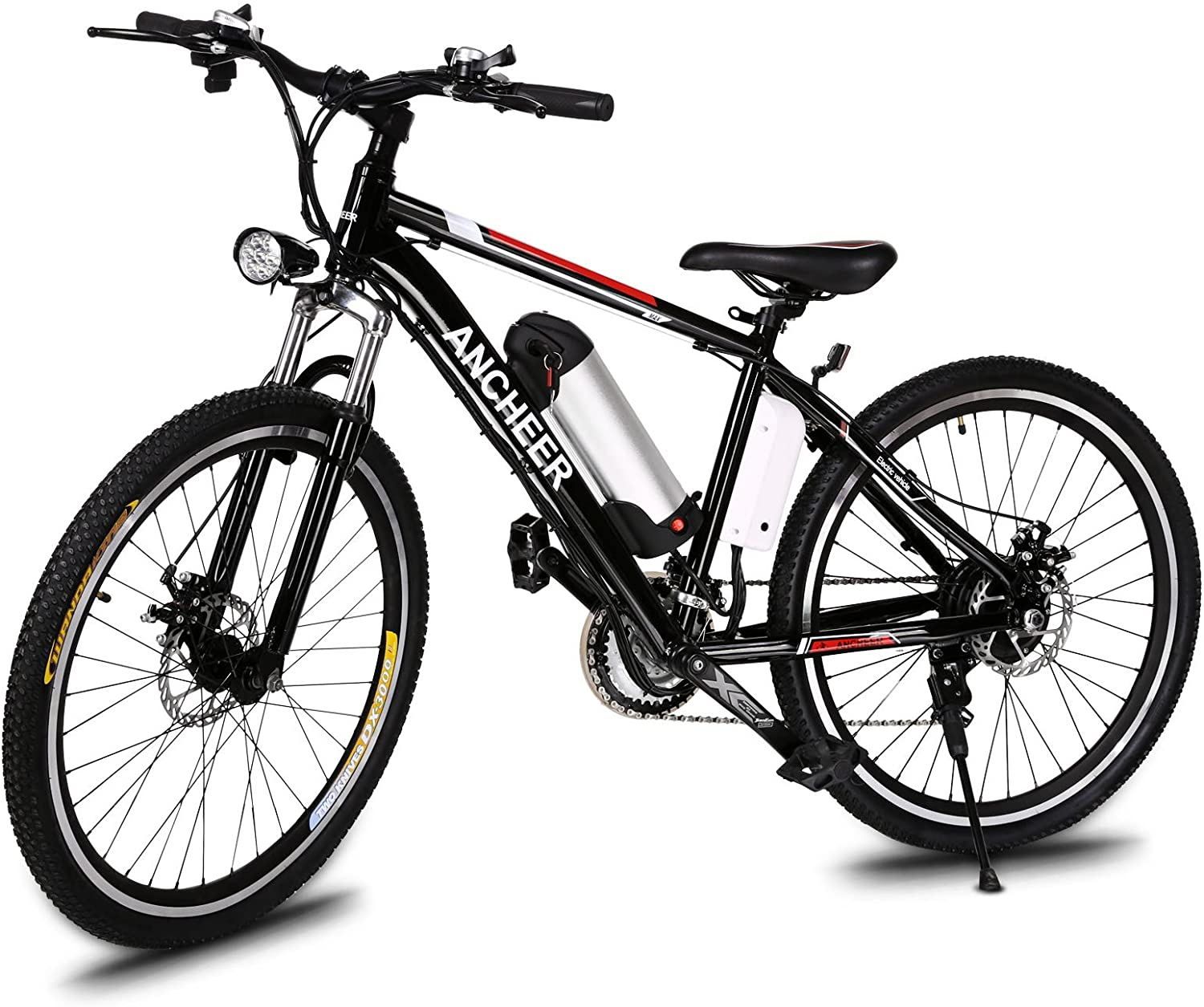 Ancheer electric mountain bike review 2020