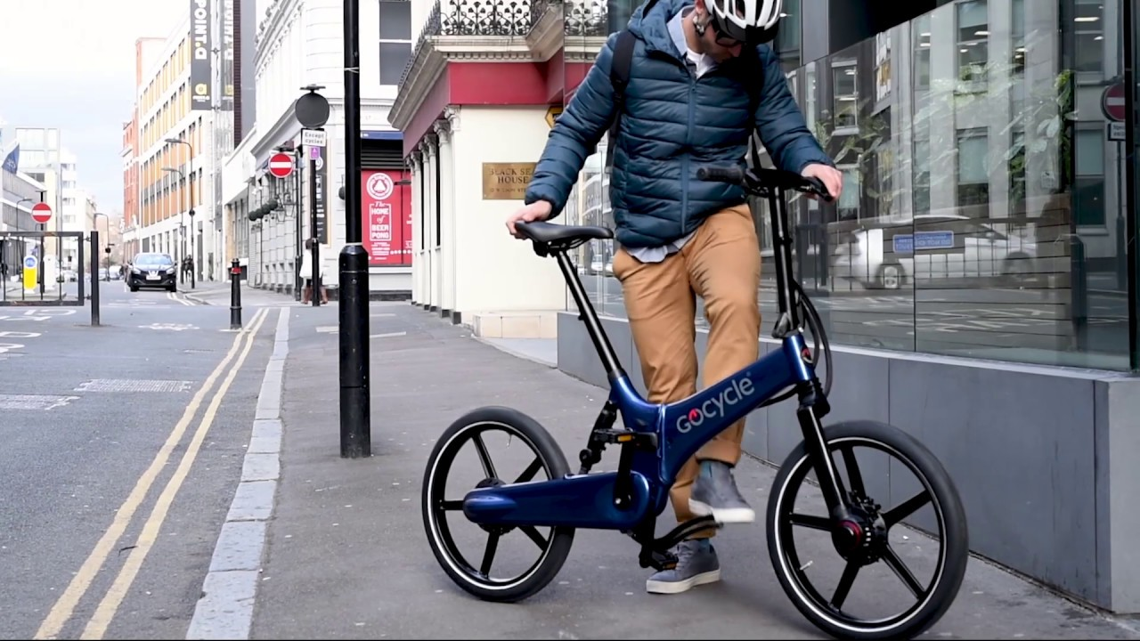 Gocycle gx review