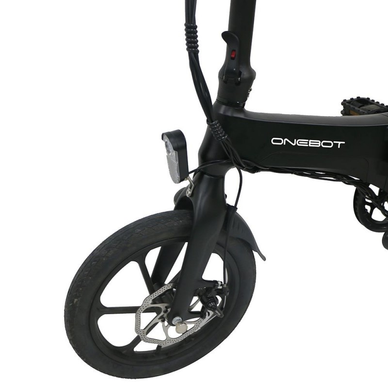 folding commuting electric bike