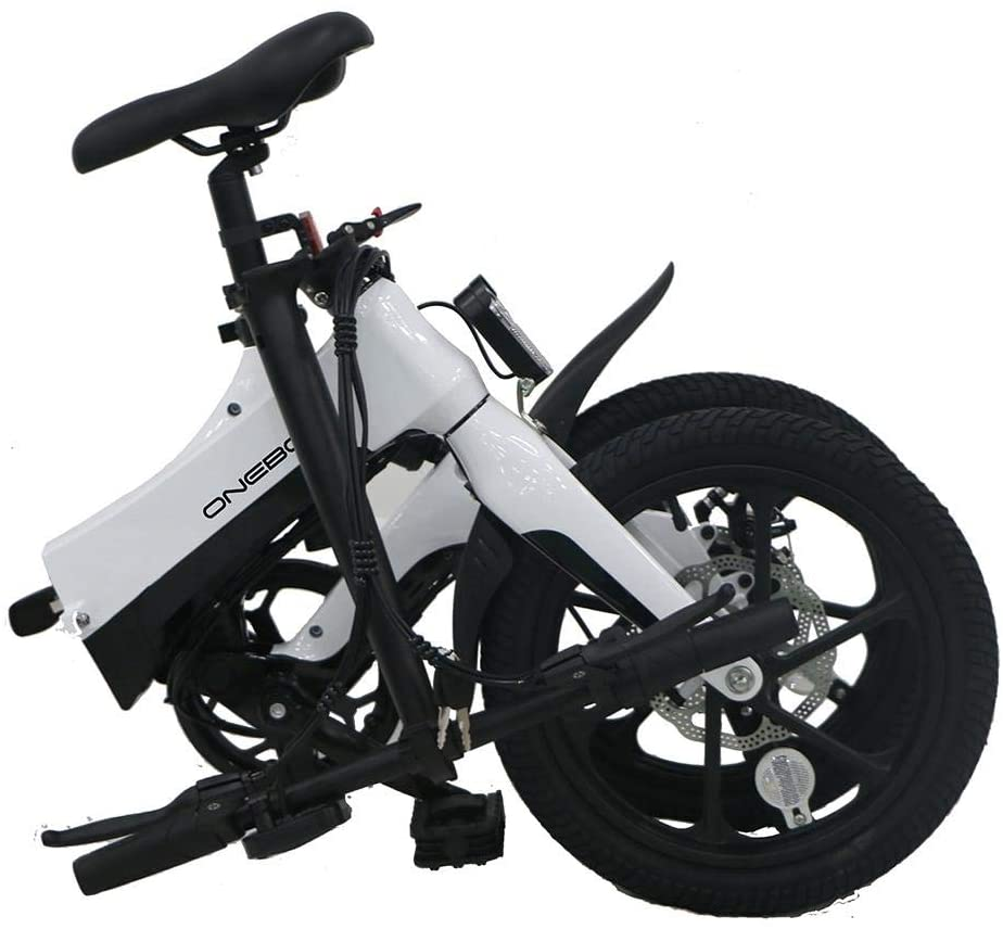 Onebot s6 folding electric bike