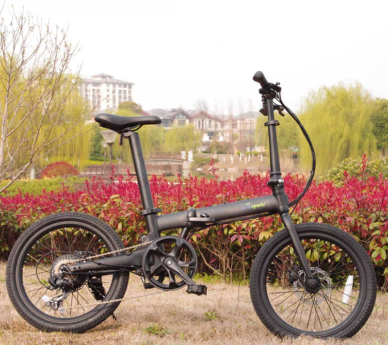 commuting electric bike
