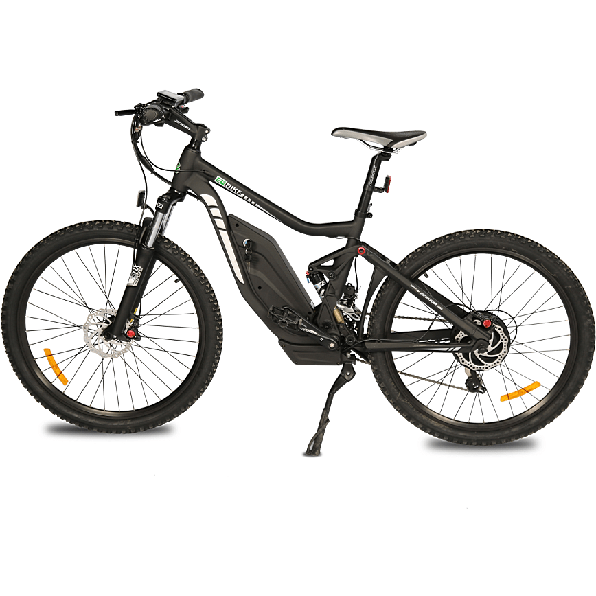 ecotric electric mountain bike