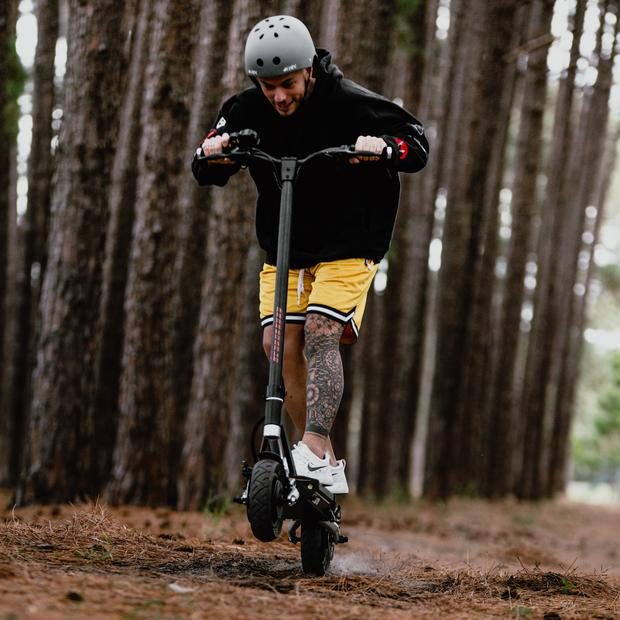 Mantis Pro ES offroad electric scooter