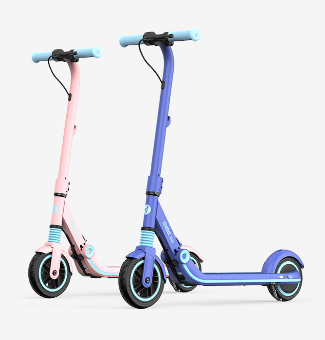 Ninebot Zing E8 Kids eScooter Review 2021