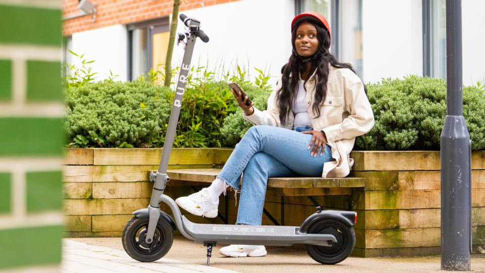 Air Pro scooter review