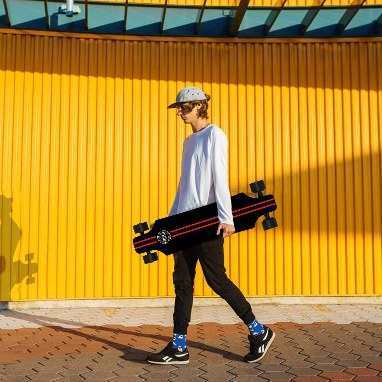 fastest charging electric longboard review 2020
