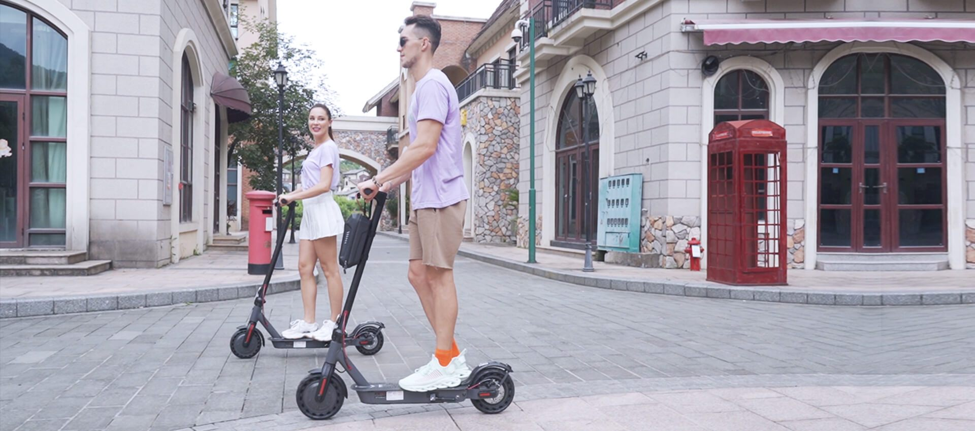 Hiboy S2 Pro commuting escooter