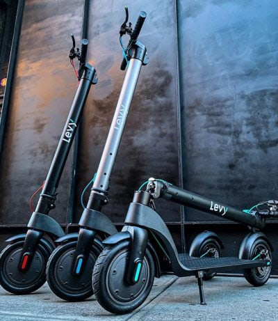 Levy electric scooter black friday cyber monday 2021