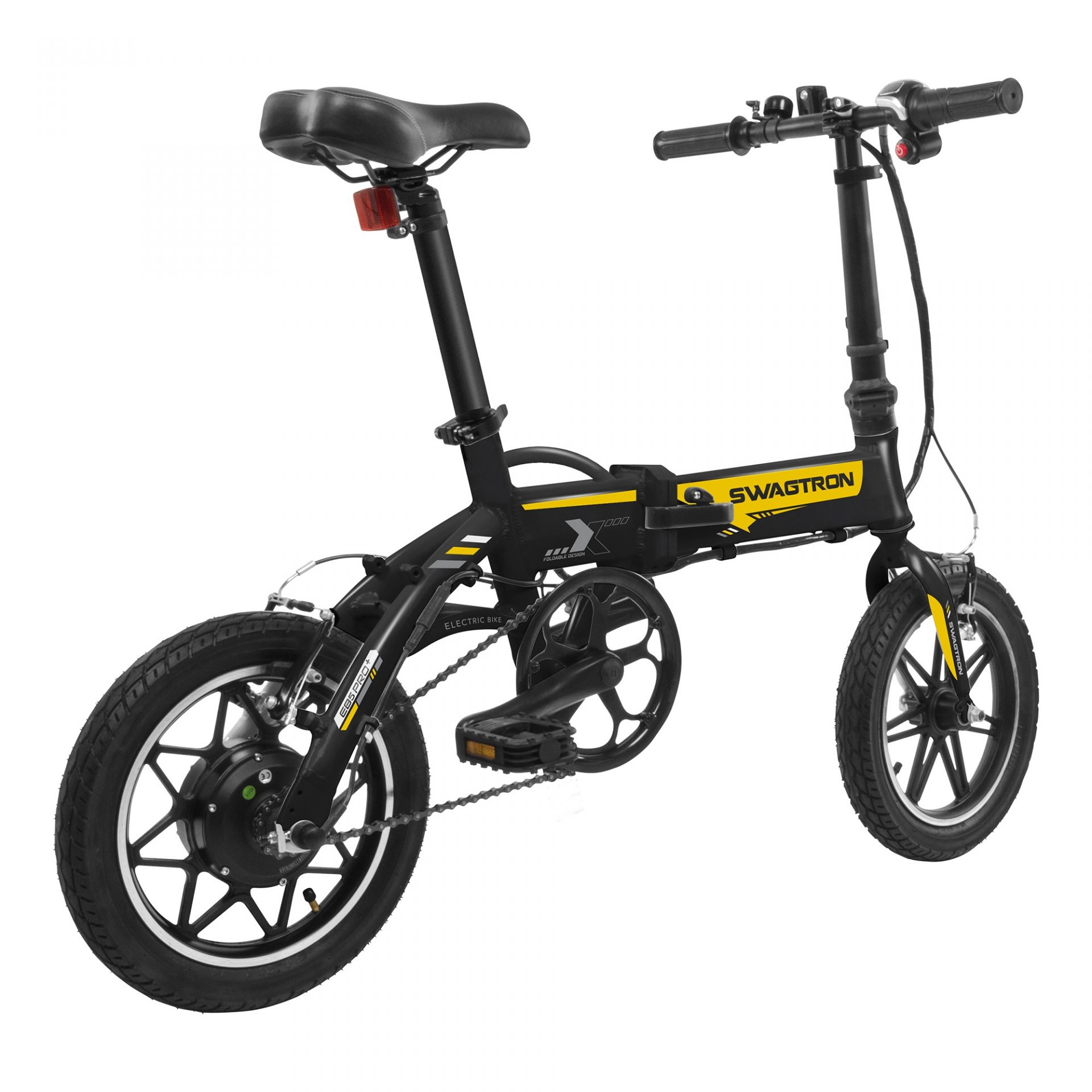 Electric bike for commuters