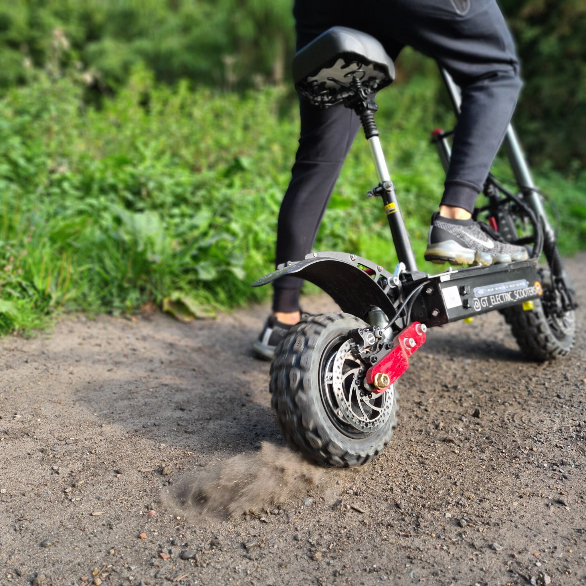 GT Pro Offroad Scooter