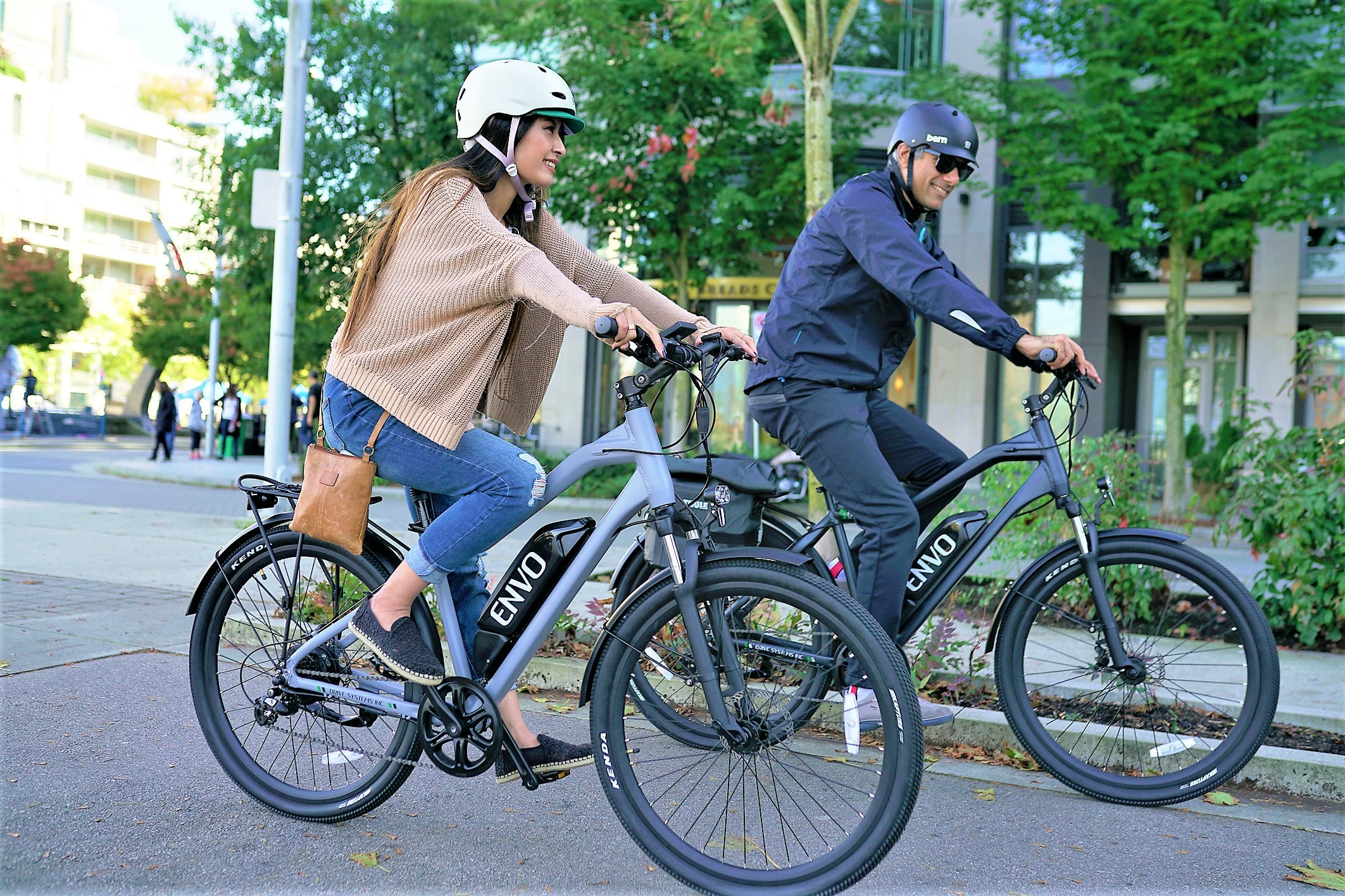 electric bikes in Ontario